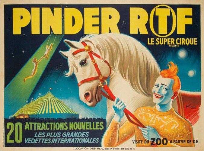 175: Pinder RTF. ca. 1959