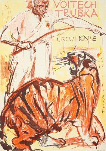 177: Circus Knie / Voitech Trubka. 1946