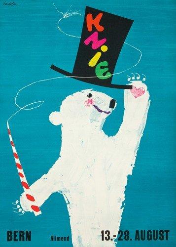 178: Knie / Polar Bear.