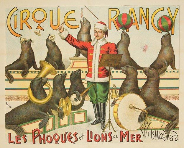 182: Cirque Rancy ca. 1926