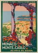 258: Monaco Monte-Carlo. ca. 1920
