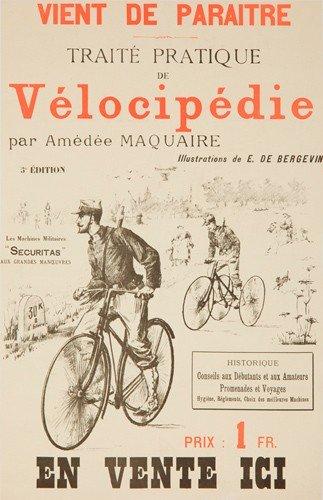 4: Vélocipédie. ca. 1890
