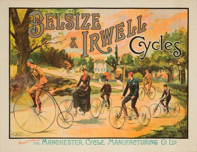 5: Belsize & Irwell. ca. 1888