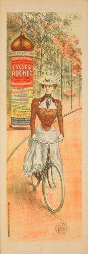 11: Cycles Rochet. ca. 1900