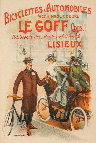 12: Le Goff. ca. 1900