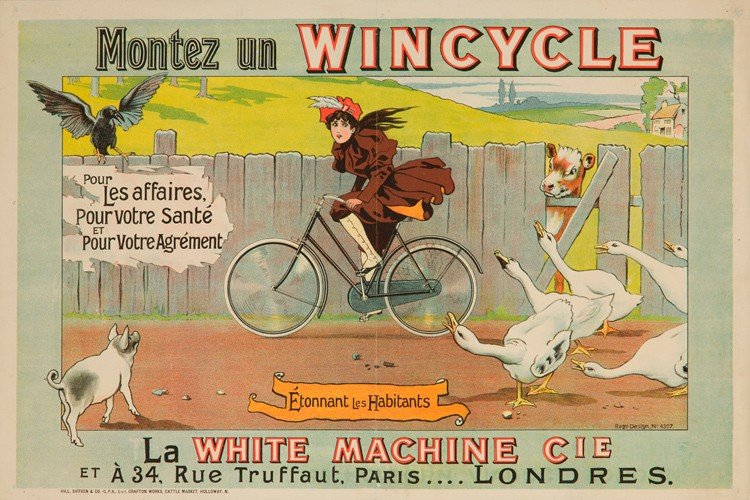 14: Wincycle.