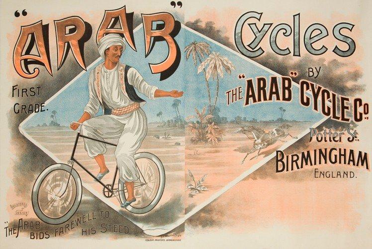 "15: ""Arab"" Cycles. ca. 1922"