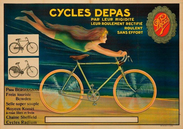 16: Cycles Depas. ca. 1930