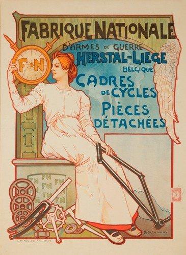 18: Fabrique Nationale. ca. 1899