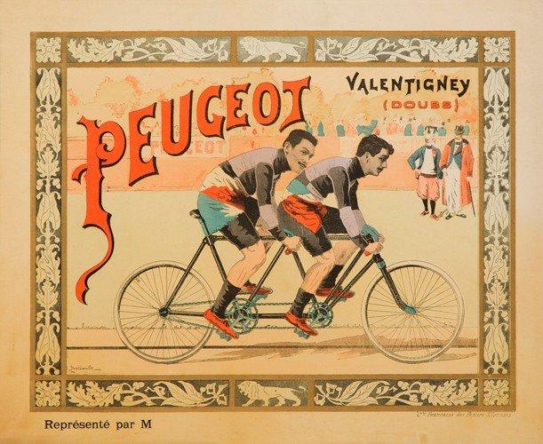 19: Peugeot.