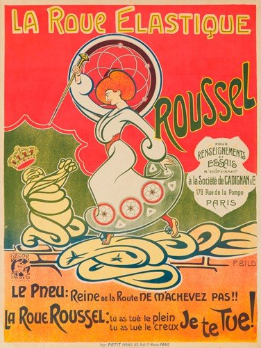 20: Roussel. ca. 1905