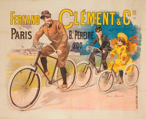 22: Fernand Clément. ca. 1890