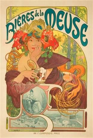 398: Bières de la Meuse. 1897