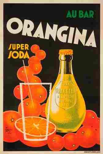 451: Orangina. ca. 1935