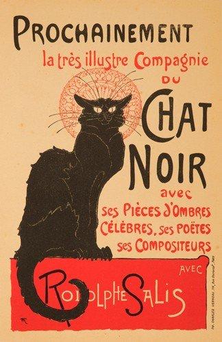 485: Chat Noir / Prochainement. 1896