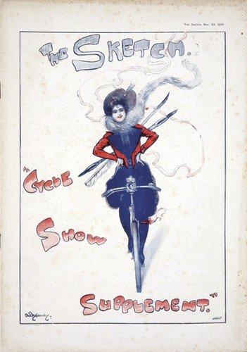 4: The Sketch Magazine / November 28, 1898. 1898