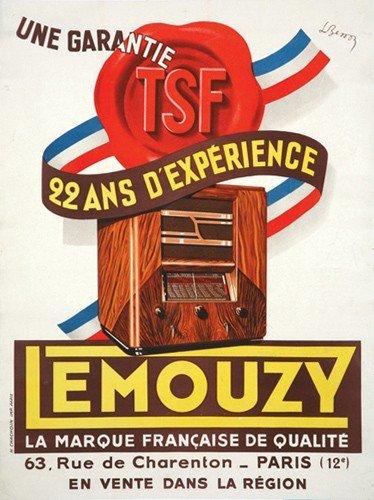 8: Le Mouzy. ca. 1936