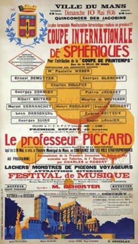 11: Coupe Internationale de Spheriques. 1936
