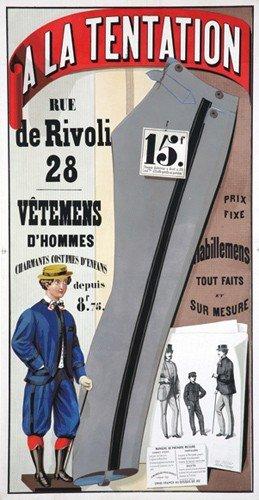 13: A La Tentation. ca. 1902