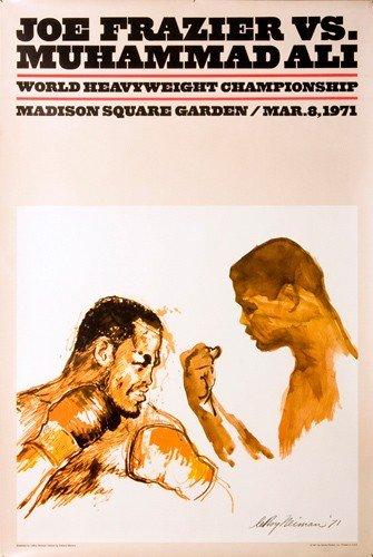 351: Joe Frazier vs. Muhammad Ali. 1971
