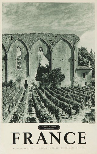 24: France / Saint-Émilion. ca. 1949