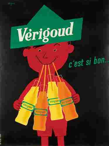 199: Vérigoud / C'est Si Bon.... 1955