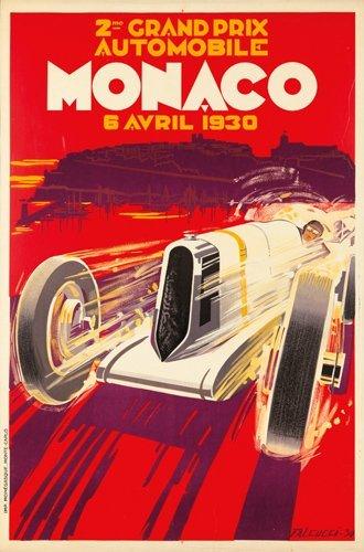 1: Monaco Grand Prix 1930. 1930