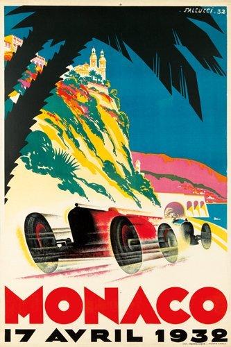 2: Monaco Grand Prix 1932. 1932