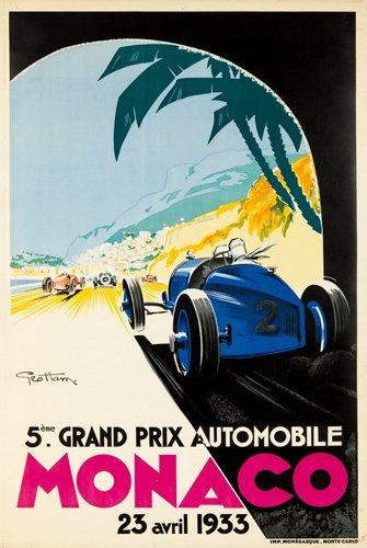 3: Monaco Grand Prix 1933. 1933