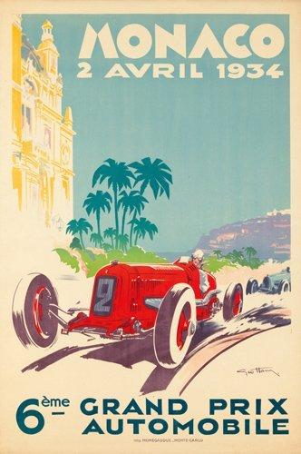 4: Monaco Grand Prix 1934. 1934