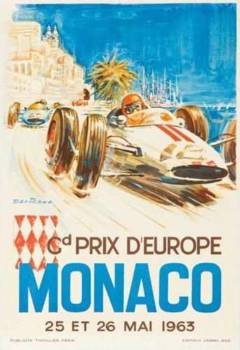 7: Monaco Grand Prix 1963. 1963