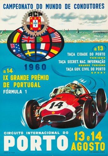 16: IX Grande Prémio de Portugal. 1960
