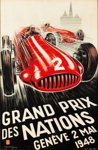 17: Grand Prix de Nations / Genève. 1948