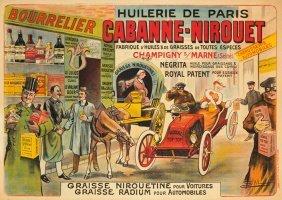 Cabanne-Nirouet. Ca. 1905