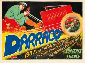 Darracq. 1906