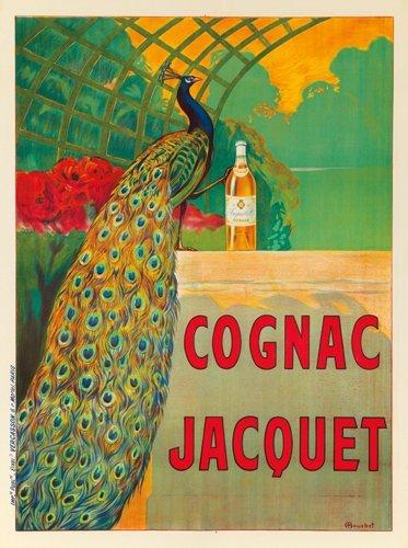 190: Cognac Jacquet. ca. 1887