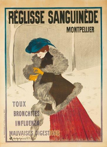 203: Réglisse Sanguinède. 1902