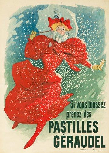 267: Pastilles Géraudel. 1895