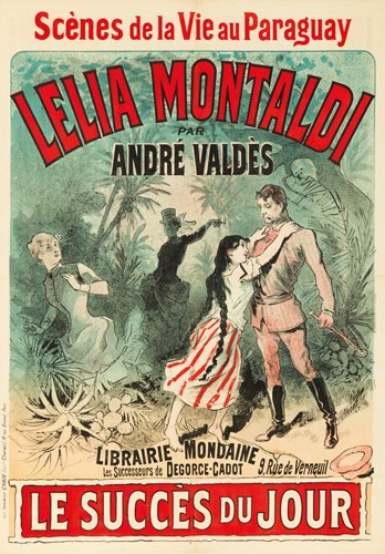 275: Lelia Montaldi.  1887