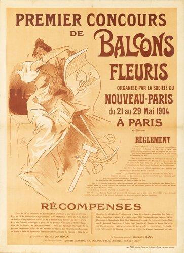 276: Premier Concours de Balcons Fleuris. 1904