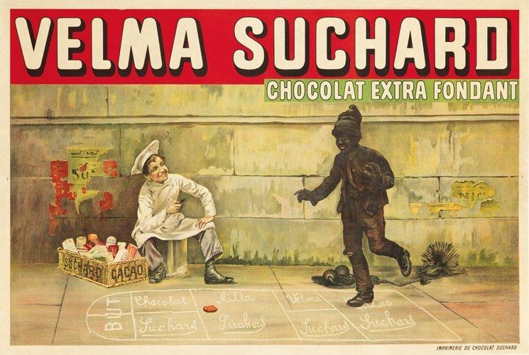 277: Velma Suchard. ca. 1900