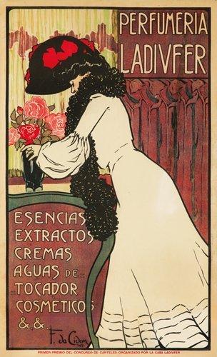 278: Perfumeria Ladivfer. 1903