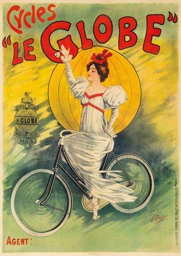 "279: Cycles ""Le Globe."" ca. 1895"