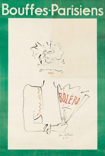 280: Bouffes-Parisiens / Boléro. 1941