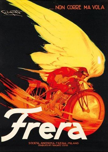 282: Frera / Non Corre Ma Vola. ca. 1929