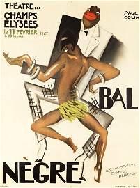 284: Bal N�gre. 1927