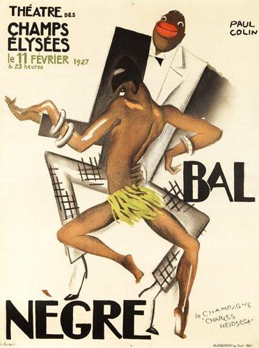 284: Bal Nègre. 1927