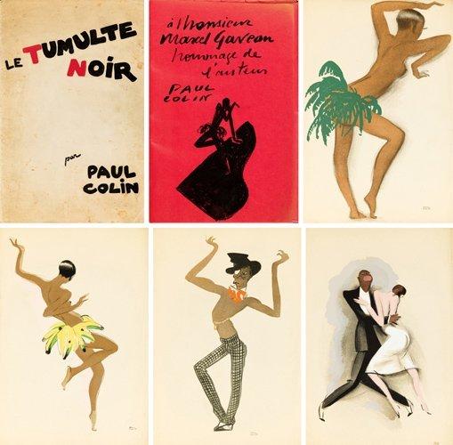 285: Le Tumulte Noir. 1929
