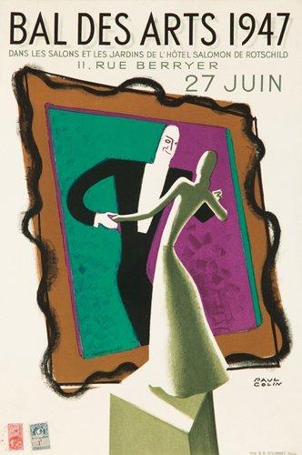 287: Bal des Arts.  1947
