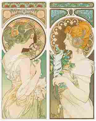 432: Plume et Primevere. 1899